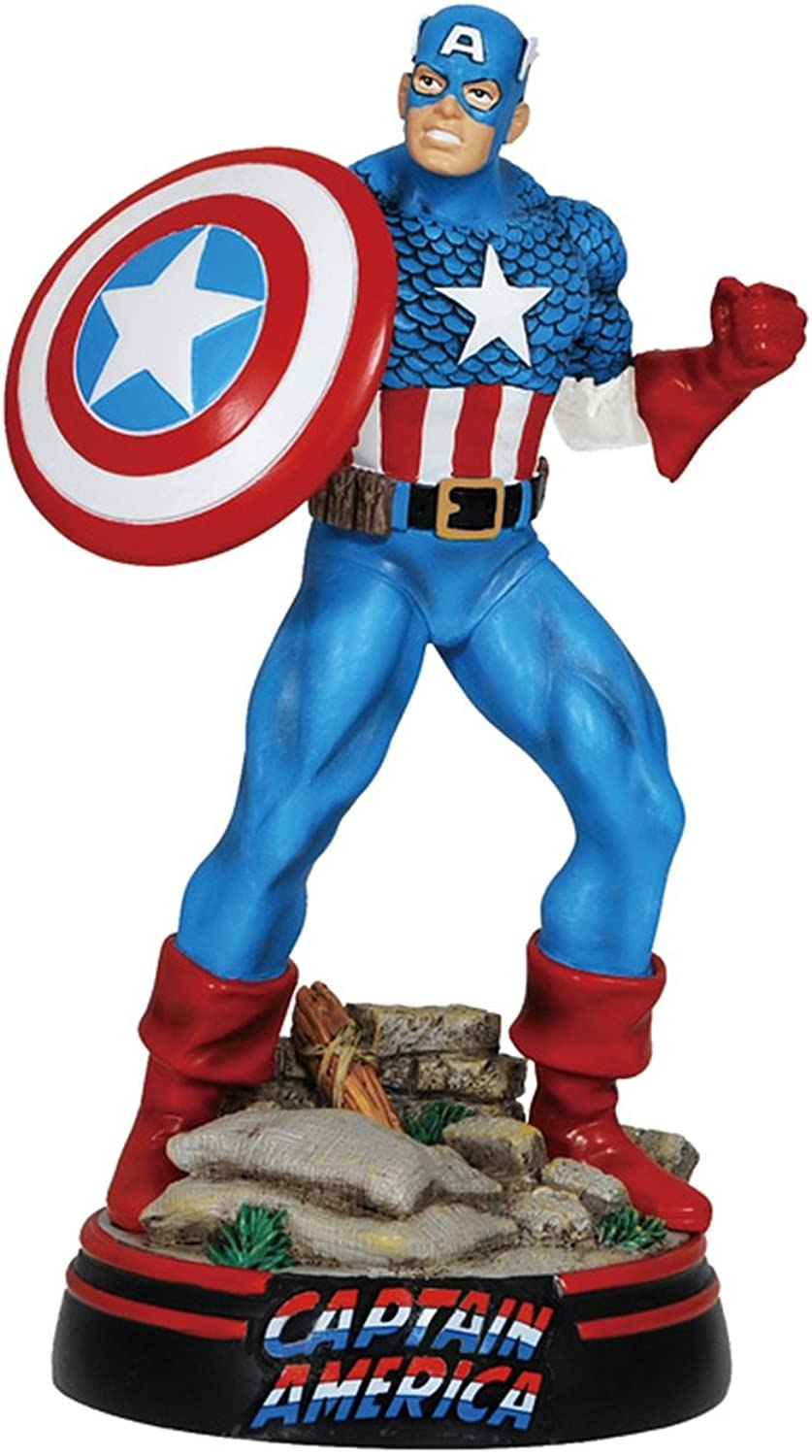 Figurine  Marvel  Captain America  Large New Licensed Gifts Toys 22971