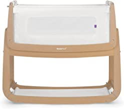 SnuzPod 3 Bedside Crib - Natural