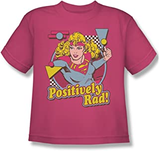 Dc - Big Boys Positively Rad T-Shirt