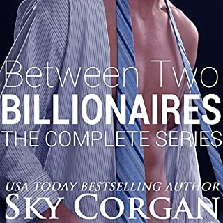 Between Two Billionaires: The Complete Series cover art