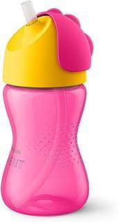 Philips Avent Sugrörsmugg - Stör inte tändernas utveckling* - Spillfri ventil som förhindrar läckage - Lämplig från 12 m+...