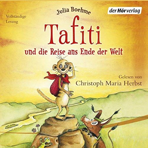 Tafiti und die Reise ans Ende der Welt (Tafiti 1) Titelbild