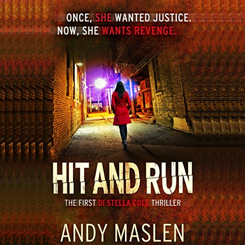 Hit and Run audiobook cover art