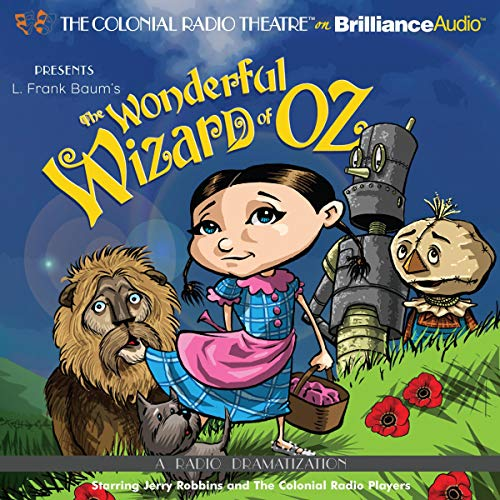The Wonderful Wizard of Oz cover art