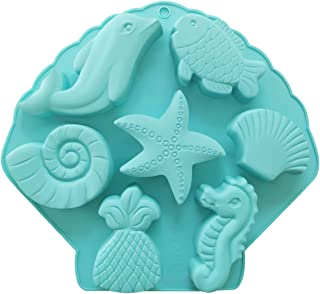 Best fish chocolate mold Reviews