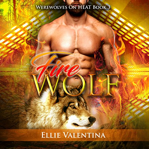The Fire Wolf audiobook cover art