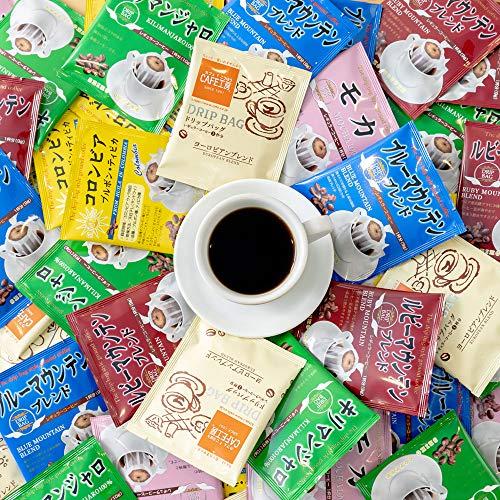 CAFE工房(カフェ工房)ドリップコーヒー 6種80杯セット( ドリップ コーヒー 80杯 アソート セット )