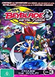 Beyblade Metal Fusion - Volume 3 - Chase the Wolf! DVD