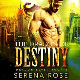 The Dragon of Destiny audiobook cover art