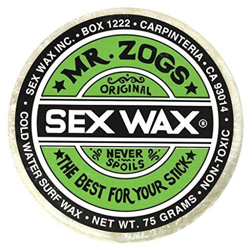Mr. Zogs Original Sexwax