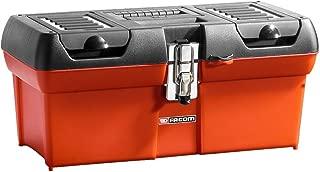 Facom BP. c16pg Plastic Tool Box, Red, BP.C16PG