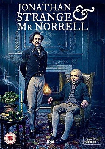 Jonathan Strange & Mr Norrell [DVD] [2017]