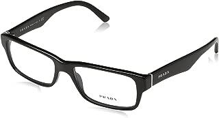 Prada Black Eyeglasses