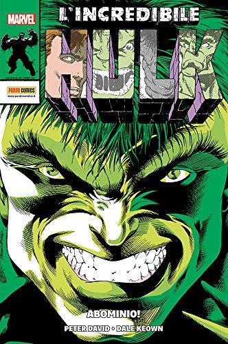 L'incredibile Hulk. Abominio! (Vol. 1)