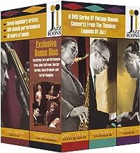 Jazz Icons: Series 2 - Boxed Set