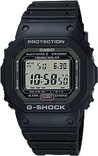 [カシオ] 腕時計 ジーショック 電波ソーラー GW-5000-1JF ブラック