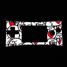Front Faceplate Housing Shell Case Cover Replacement For Nintendo Game Boy Micro GBM