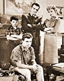 Leave it to Beaver Group Classic Comedy Television TV Sitcom Postcard Poster Print 11x14