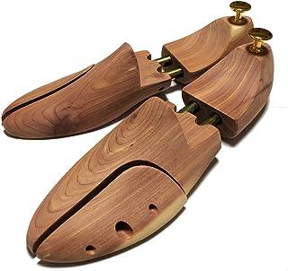 [ワイアールエムエス] アロマティック レッドシダー シューキーパー シューツリー 天然 木製 メンズ