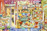 Posterazzi Hidden Object Cake Shop (Variant 1) Poster Print by Aimee Stewart, (18 x 9)