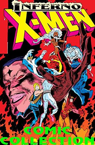 comic collection X-Men: Inferno - vol 1 (English Edition)