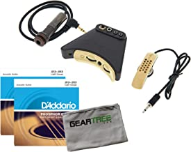 LR Baggs StagePro Onboard Guitar Pickup System w//Element Pickup