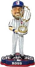 FOCO MLB Chicago Cubs David Ross Unisex Ross D. #3 2016 World Series Champions 8