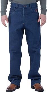 Men's FR Jeans Flame Resistant Pants 11.5oz 100% Cotton Denim Jeans