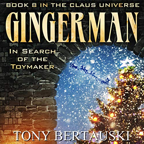 Gingerman: In Search of the Toymaker cover art
