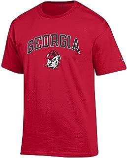 NCAA Men's Team Color Short Sleeve T-Shirt Arch