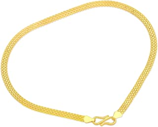fc92cc6e63dec Malabar Gold & Diamonds Women's Anklets: Buy Malabar Gold & Diamonds ...