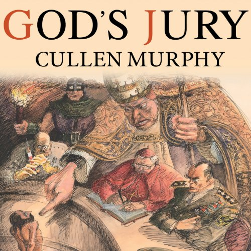 God's Jury audiobook cover art