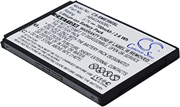 VINTRONS Replacement Battery for Samsung GT-E2550 Monte