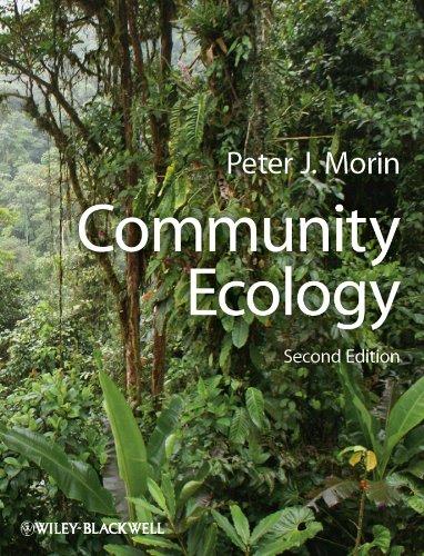Community Ecology