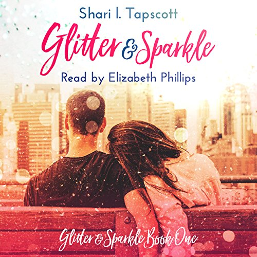 Glitter and Sparkle audiobook cover art