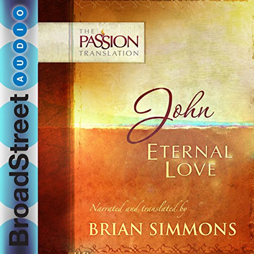 John: Eternal Love audiobook cover art