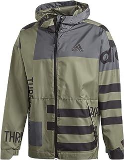adidas Men's Urban Aop W.rdy Sport Jacket