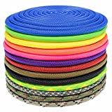 GOLBERG Nylon Paramax Utility Cord – Choose from 1/4 inch or 5/16 inch Diameter – Available in 5 Lengths...