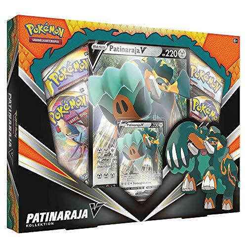 Pokemon 45189 POK Patinaraja-V Box