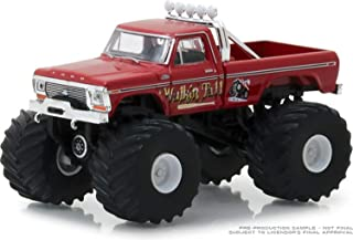 Greenlight 1: 64 Kings of Crunch Series 2-1979 Ford F-250 Walkin' Tall (Red) 49020-E