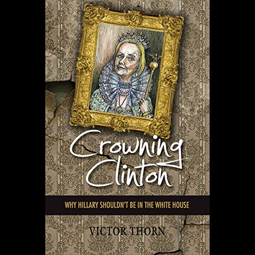Crowning Clinton audiobook cover art