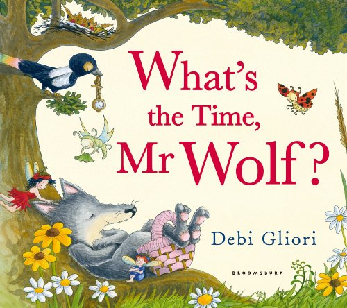 What's the Time, Mr Wolf? English Edition