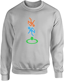 Brand88 - Portal Adventure, Kids Sweatshirt