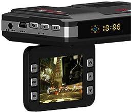 $119 » Vehicle Radar Detector 3 in 1 Car DVR Anti Radar Detector Full Bands GPS Camera Tracker G-Sensor Dual Camera Loop Recordin...