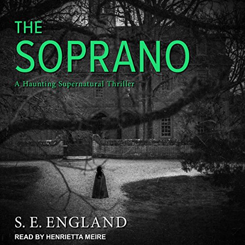 The Soprano audiobook cover art