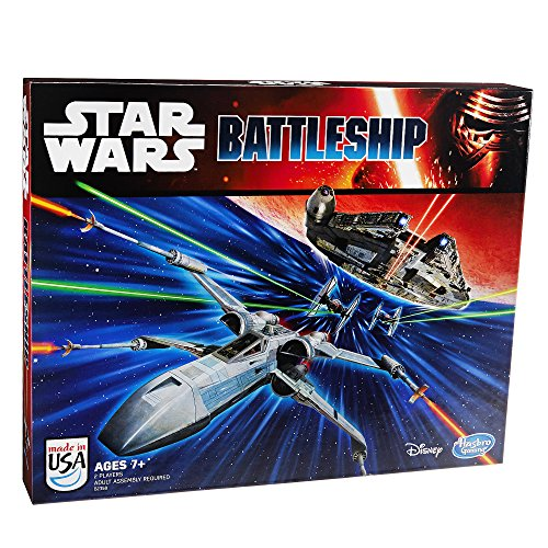 Jeu Battleship Édition Star Wars Bataille Navale Classique Hasbro Game - 4