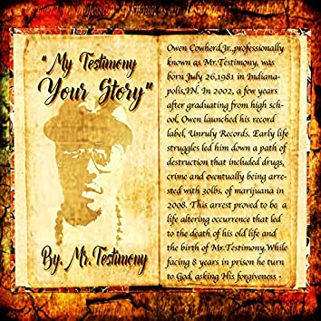 My Testimony Your Story