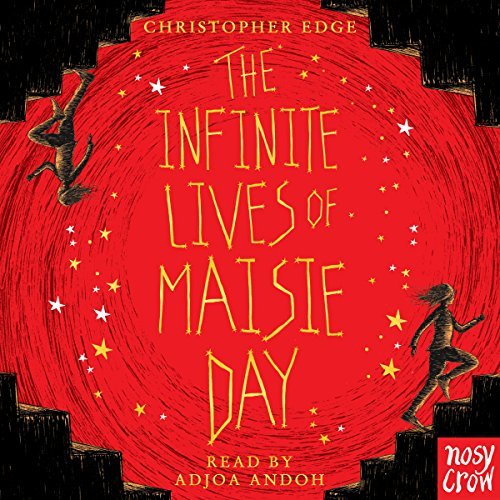 The Infinite Lives of Maisie Day cover art