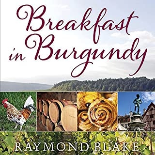 Breakfast in Burgundy cover art