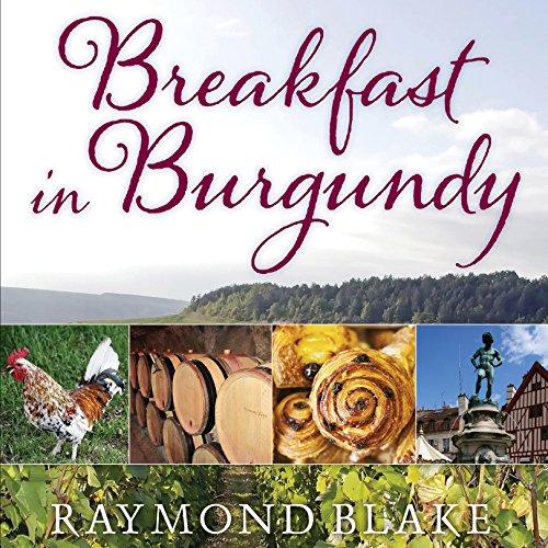 Breakfast in Burgundy cover art